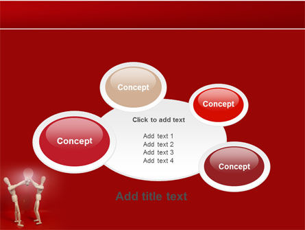 Teamwork Result PowerPoint Template Slide 16