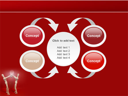 Teamwork Result PowerPoint Template Slide 6
