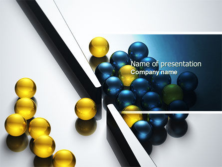 Business Concepts: Filtering PowerPoint Template #04499