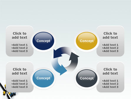 Filtering PowerPoint Template Slide 9