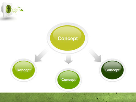Green Socket PowerPoint Template Slide 4