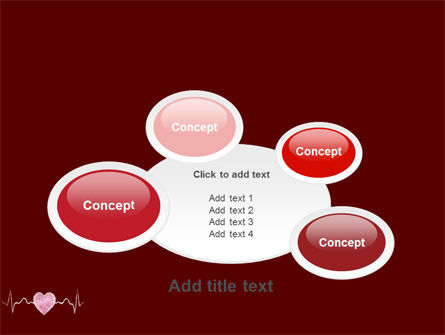 Heartbeat PowerPoint Template Slide 16