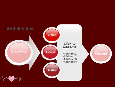 Heartbeat PowerPoint Template Slide 17