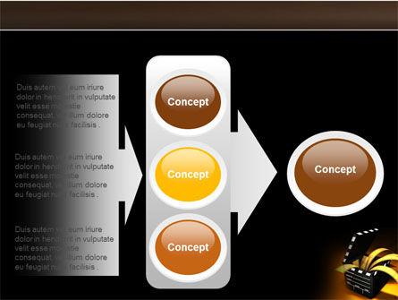 Movie Clapper PowerPoint Template Slide 11