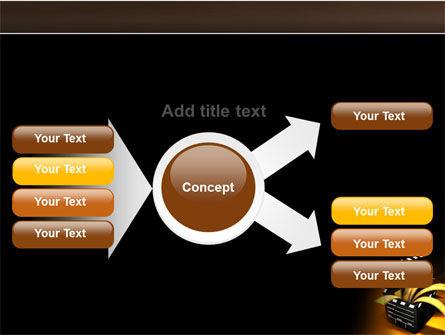 Movie Clapper PowerPoint Template Slide 14