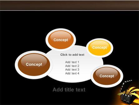 Movie Clapper PowerPoint Template Slide 16