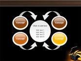 Movie Clapper PowerPoint Template#6