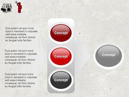 Commander PowerPoint Template Slide 11