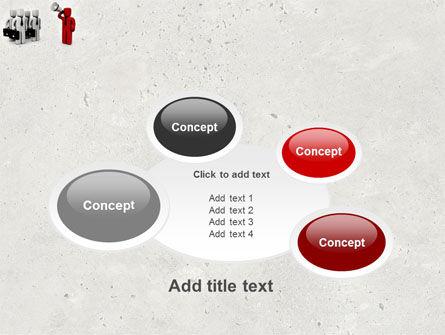 Commander PowerPoint Template Slide 16