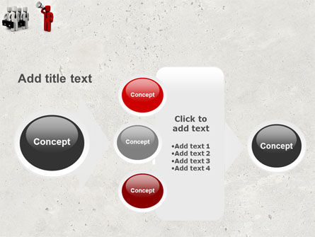 Commander PowerPoint Template Slide 17