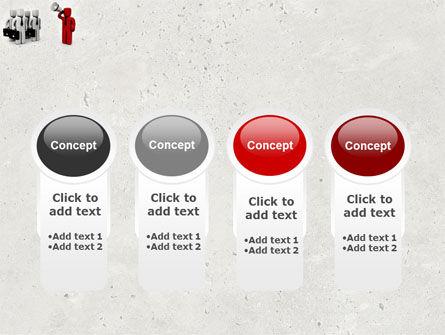 Commander PowerPoint Template Slide 5