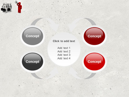 Commander PowerPoint Template Slide 6