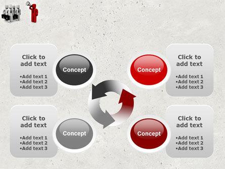 Commander PowerPoint Template Slide 9