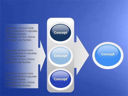 Ferris Wheel PowerPoint Template Slide 11