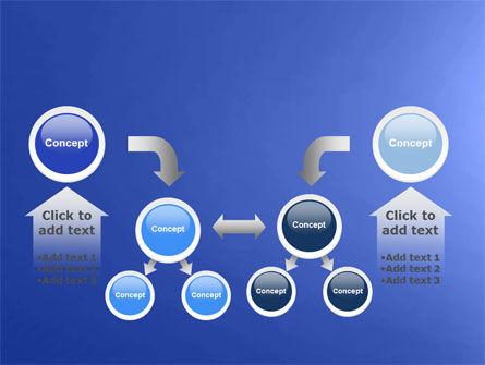 Ferris Wheel PowerPoint Template Slide 19