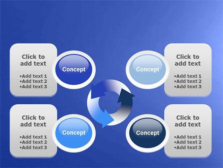 Ferris Wheel PowerPoint Template Slide 9