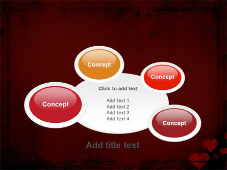 Love Theme PowerPoint Template Slide 16