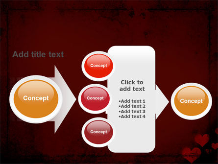 Love Theme PowerPoint Template Slide 17