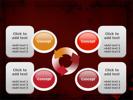 Love Theme PowerPoint Template Slide 9