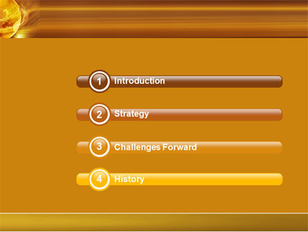 Technology World PowerPoint Template, Slide 3, 04509, Global — PoweredTemplate.com