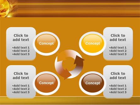 Technology World PowerPoint Template Slide 9