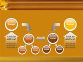 Technology World PowerPoint Template#19