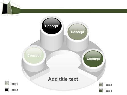 Plan With Open Door PowerPoint Template Slide 12