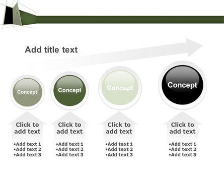 Plan With Open Door PowerPoint Template Slide 13