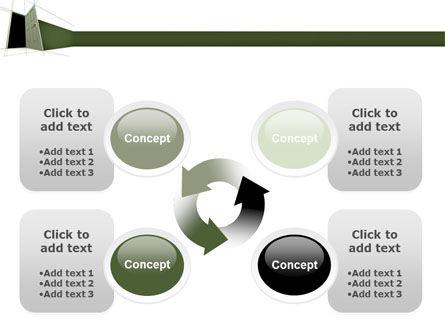 Plan With Open Door PowerPoint Template Slide 9