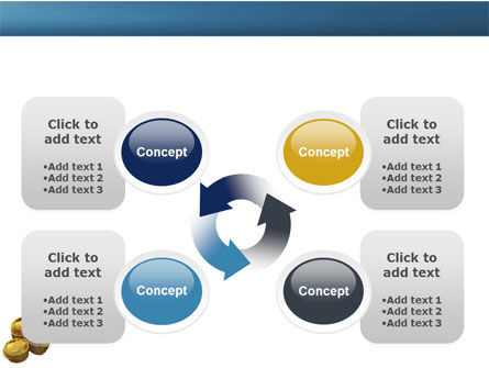 Making Money PowerPoint Template Slide 9