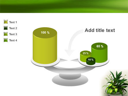 House Plant PowerPoint Template Slide 10