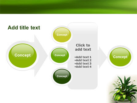 House Plant PowerPoint Template Slide 17