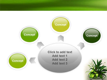 House Plant PowerPoint Template Slide 7
