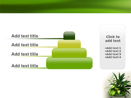 House Plant PowerPoint Template Slide 8