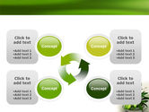 House Plant PowerPoint Template#9