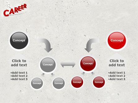 Career Movement PowerPoint Template Slide 19