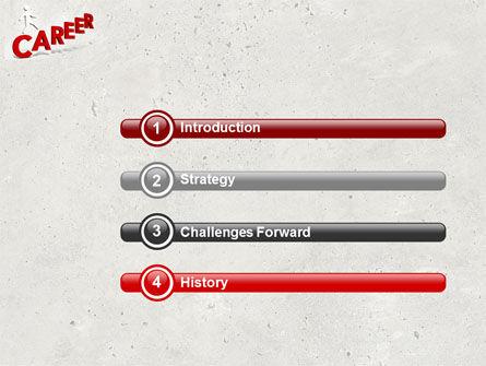 Career Movement PowerPoint Template Slide 3