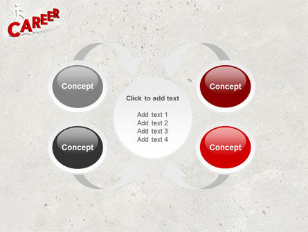 Career Movement PowerPoint Template Slide 6