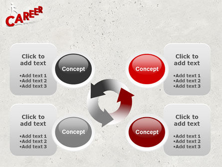 Career Movement PowerPoint Template Slide 9