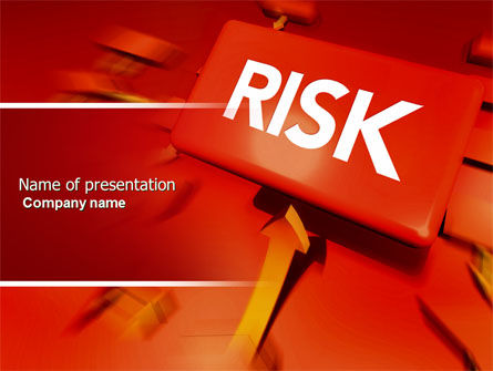 Risk Block PowerPoint Template, 04516, Business — PoweredTemplate.com