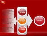 Risk Block PowerPoint Template#11