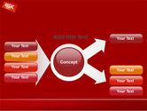 Risk Block PowerPoint Template#14