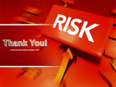 Risk Block PowerPoint Template#20