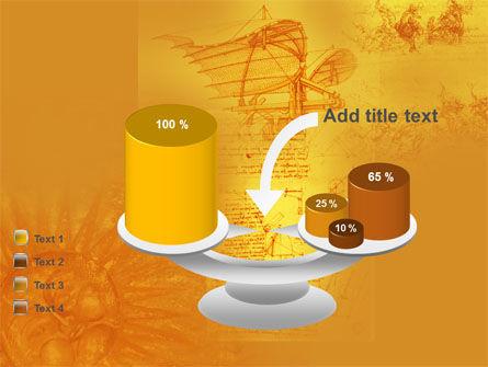 Leonardo Da Vinci PowerPoint Template Slide 10