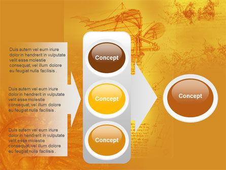 Leonardo Da Vinci PowerPoint Template Slide 11