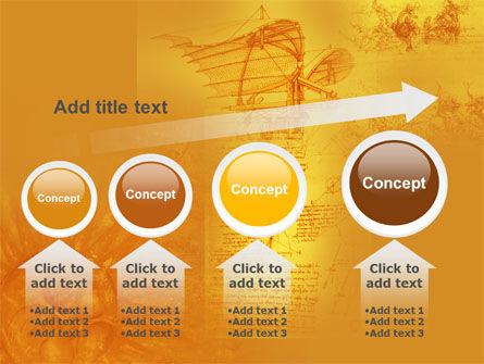 Leonardo Da Vinci PowerPoint Template Slide 13