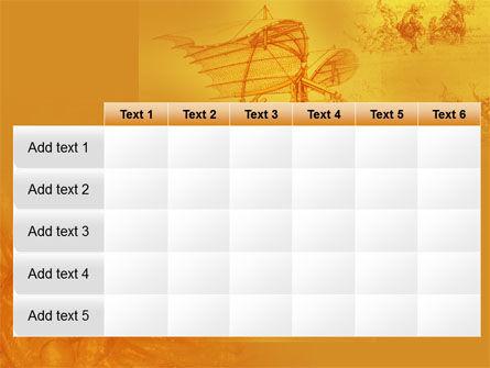 Leonardo Da Vinci PowerPoint Template Slide 15