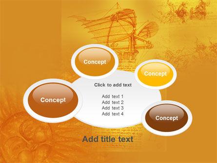 Leonardo Da Vinci PowerPoint Template Slide 16