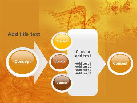 Leonardo Da Vinci PowerPoint Template Slide 17
