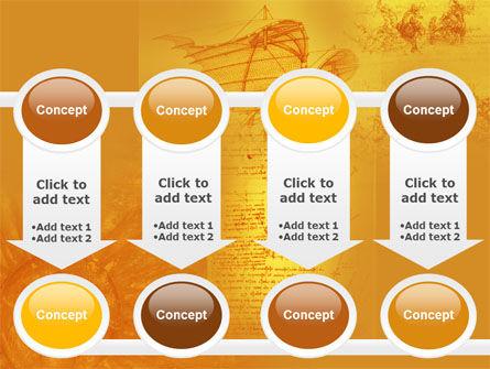 Leonardo Da Vinci PowerPoint Template Slide 18